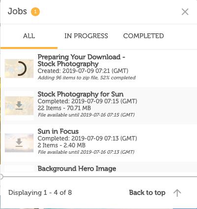 Bulk Download Resources – IntelligenceBank HelpDesk